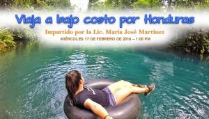 Viaja a bajo costo por Honduras