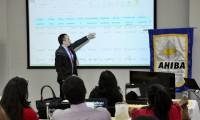 """AHIBA Desarrolla El Seminario """"NIIF"""" Para El Sistema Financiero Nacional"""