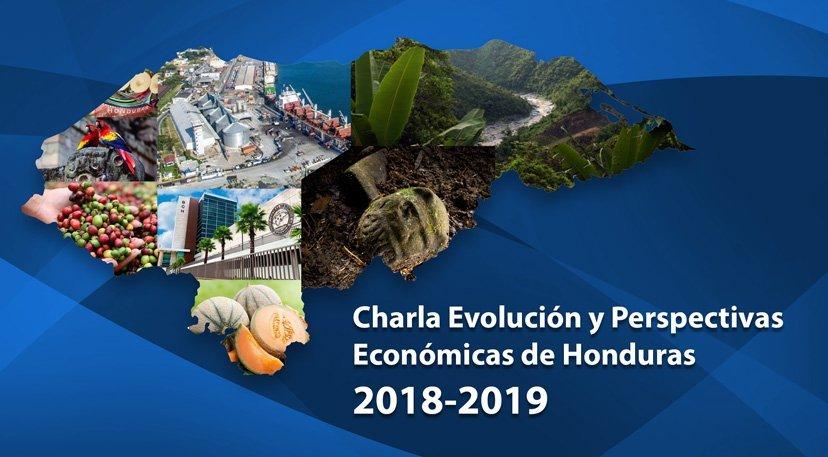 Charla Evolución Y Perspectivas Económicas De Honduras 2018-2019