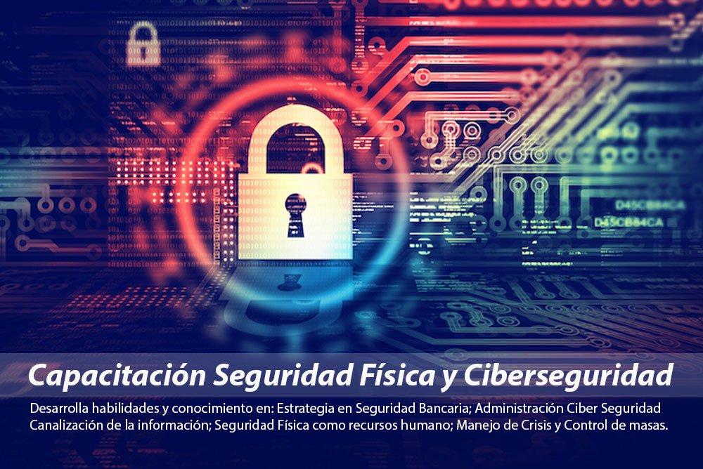 Capacitación Seguridad Física Y Ciberseguridad