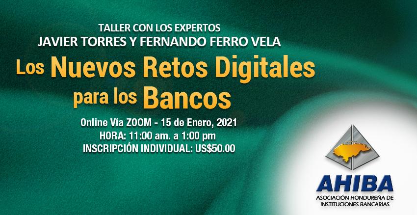 Taller Los Nuevos Retos Digitales Para Los Bancos