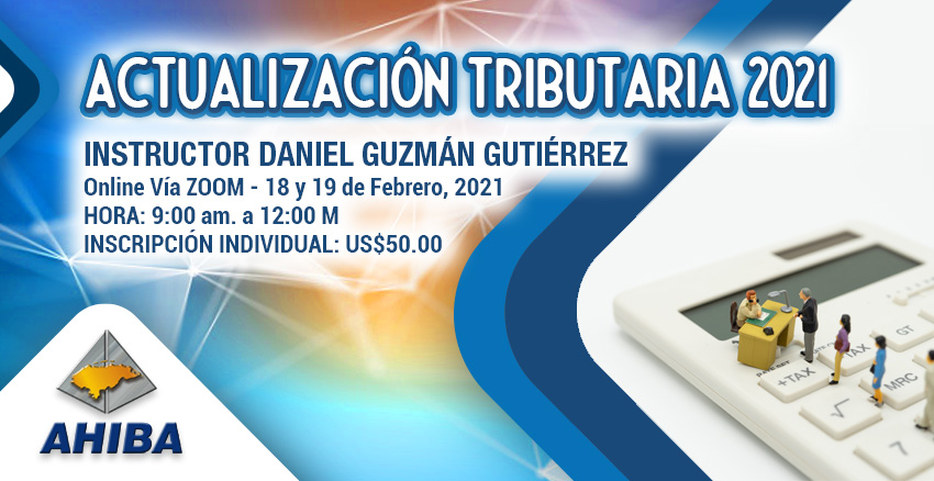 Actualización Tributaria 2021