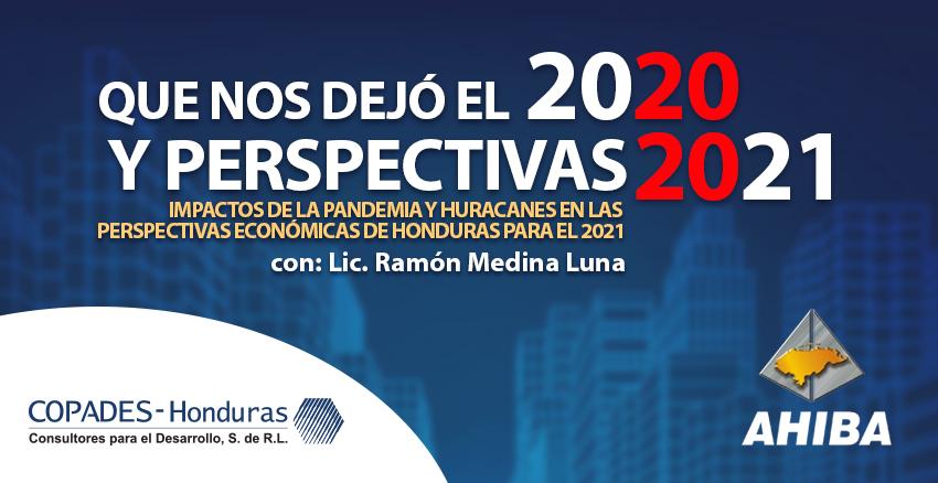 Seminario: Que Nos Dejó El 2020 Y Perspectivas 2021
